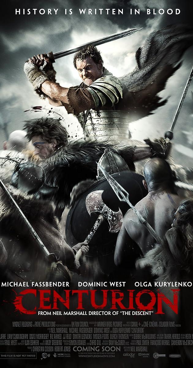 Binh Đoàn La Mã - Centurion (2015)