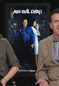 Primary photo for Lucy Lawless & Bruce Campbell
