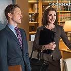 Julianna Margulies and Matt Czuchry in The Good Wife (2009)