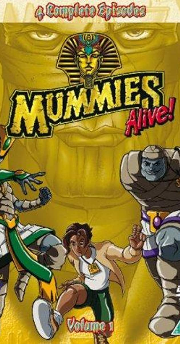 Mummies Alive Tv Series 1997 1998 Imdb Discover how the ancient egyptians made mummies! mummies alive tv series 1997 1998 imdb
