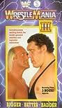 WrestleMania III (1987) Poster