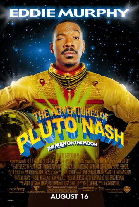 The Adventures of Pluto Nash (2002) Hindi Dubbed
