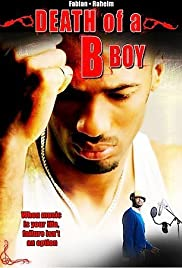 Death of a B Boy Poster