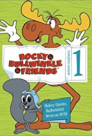Rocky and His Friends Poster
