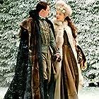 Jonathan Rhys Meyers and Natalie Dormer in The Tudors (2007)