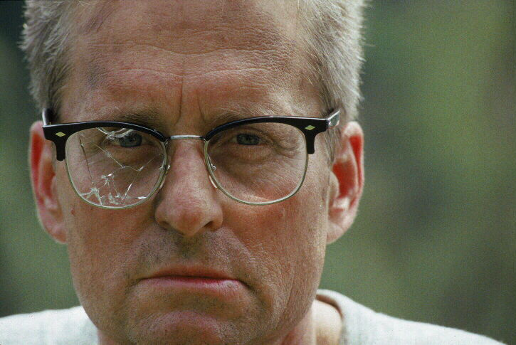 Michael Douglas in Falling Down 1993