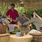 Robert De Niro, Dustin Hoffman, Barbra Streisand, Blythe Danner, Teri Polo, and Ben Stiller in Meet the Fockers (2004)