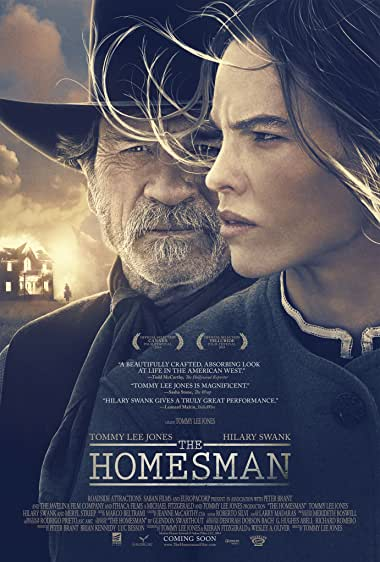 The Homesman (2014) Hindi Dubbed
