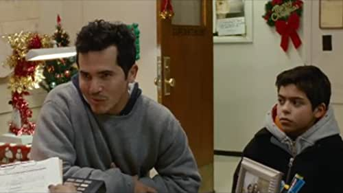 A failed boxer (Leguizamo) struggles to find a job and an apartment for his family on Christmas Eve.
