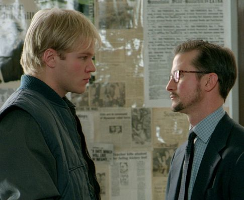Todd Field and Blake Shields in New Port South (2001)