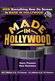 Made in Hollywood Awards Special Poster