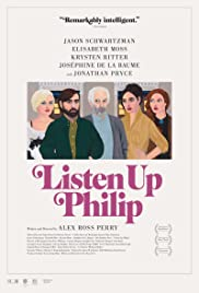 Listen Up Philip (2014) 1080p