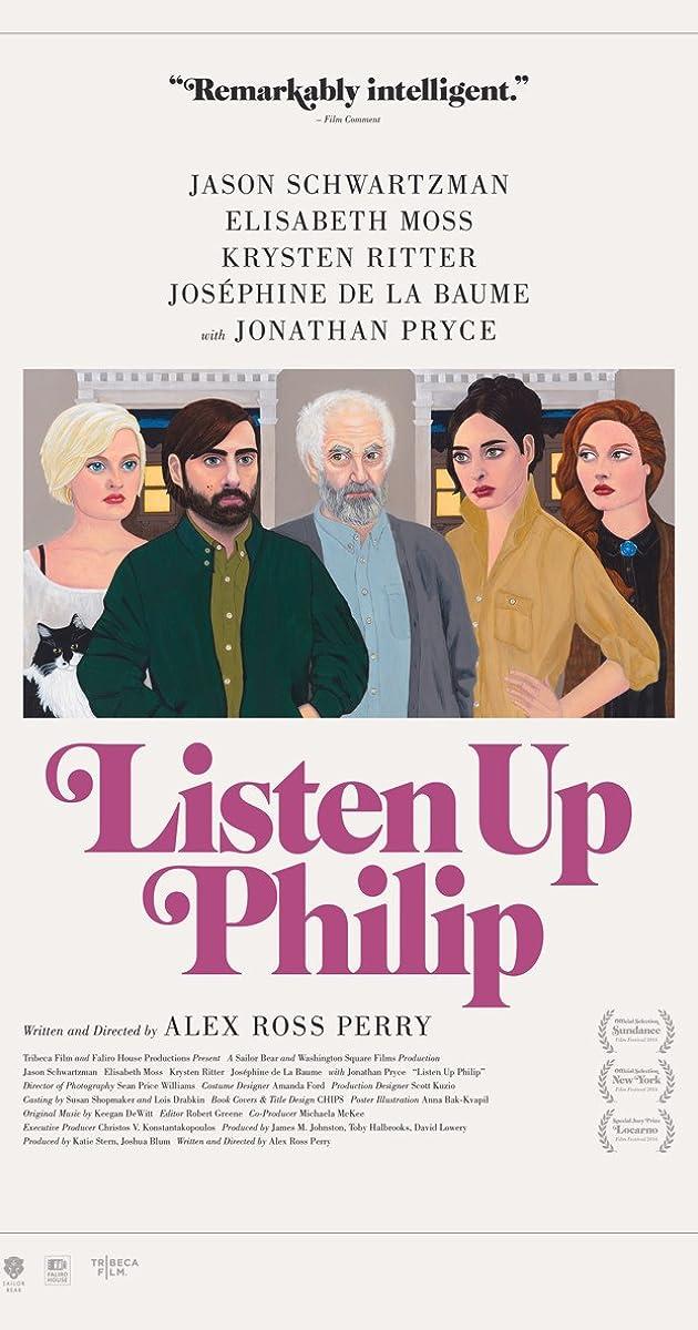 Subtitle of Listen Up Philip