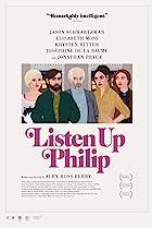 Listen Up Philip (2014) Poster