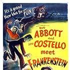 Bud Abbott and Lou Costello in Bud Abbott Lou Costello Meet Frankenstein (1948)