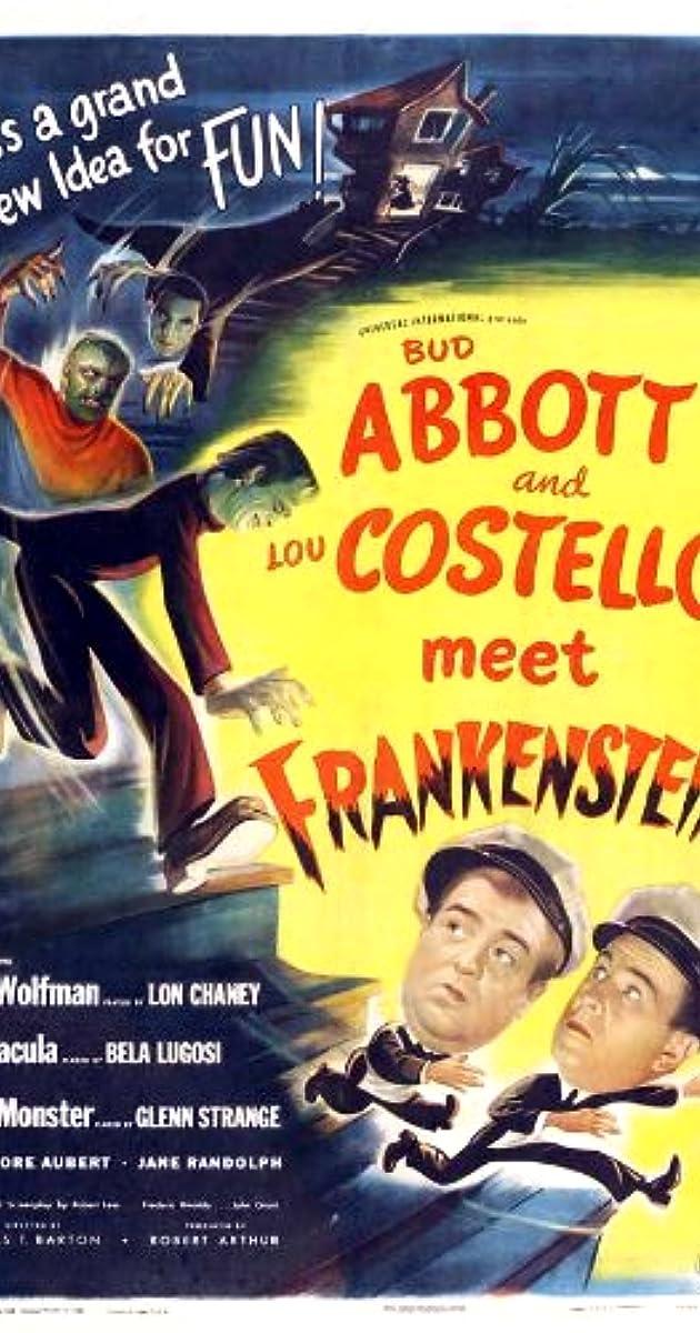 abbott and costello meet frankenstein netflix login