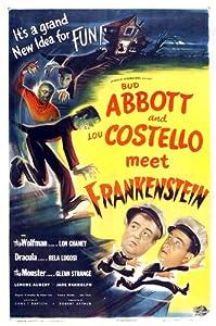 Portable movie watching Bud Abbott Lou Costello Meet Frankenstein USA [h.264]