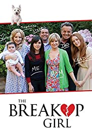 The Breakup Girl Poster