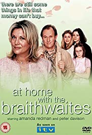 At Home with the Braithwaites Poster