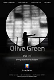 Olive Green Poster