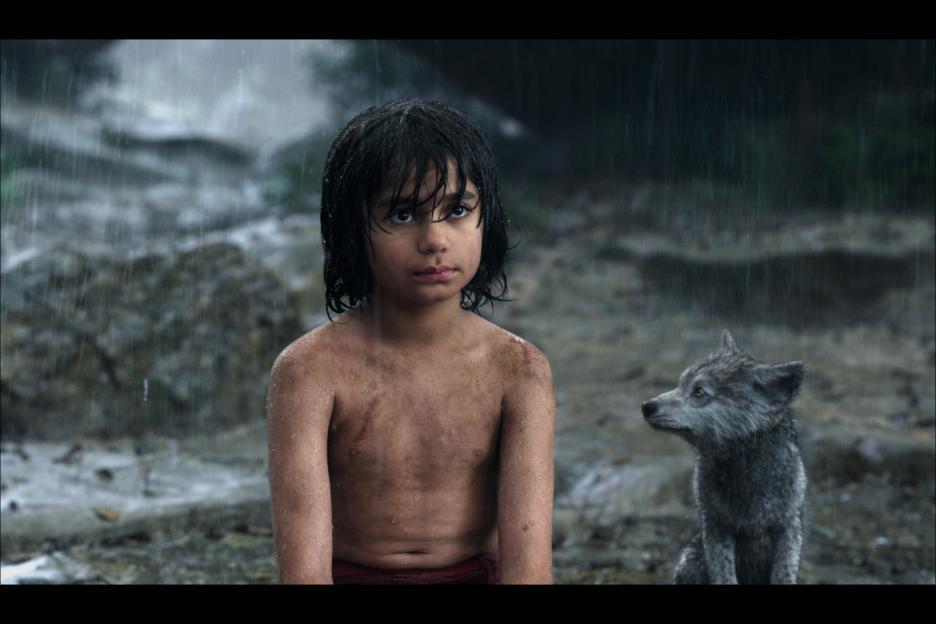 Mogli, O menino lobo - Netflix