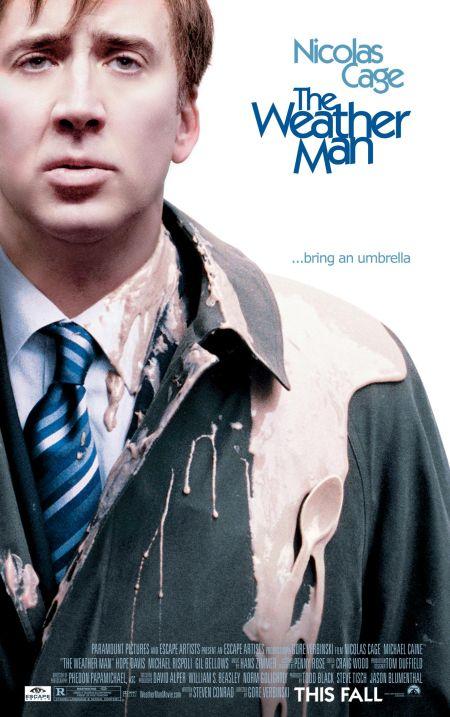 The Weather Man (2005) Dual Audio 720p BluRay x264 [Hindi – English] ESubs