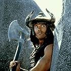 Arnold Schwarzenegger in Conan the Barbarian (1982)