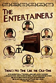 The Entertainers Poster