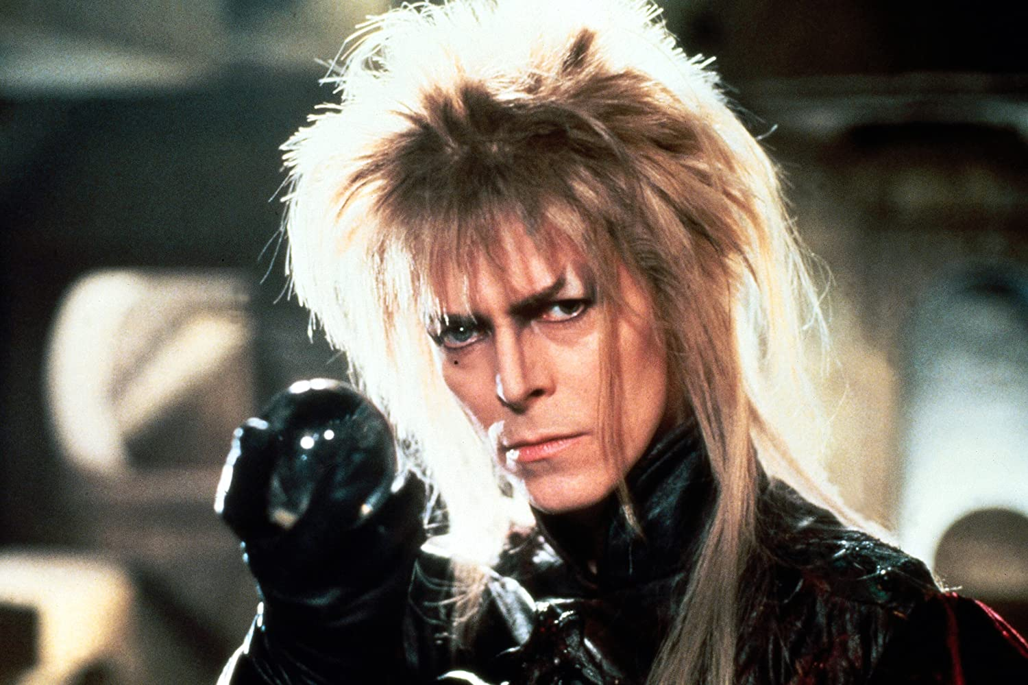 David Bowie in Labyrinth 1986