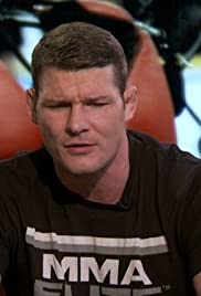 Michael Bisping Checks In Poster