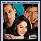 Madhuri Dixit and Shah Rukh Khan in Hum Tumhare Hain Sanam (2002)
