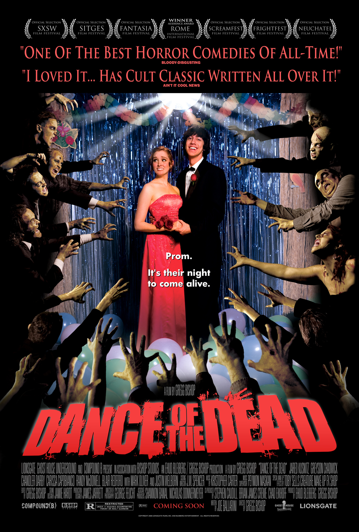 Dance Of The Dead 2008 Imdb