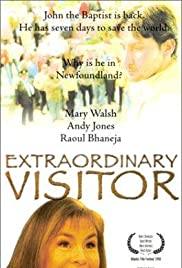 Extraordinary Visitor Poster