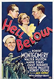 Hell Below (1933) Poster - Movie Forum, Cast, Reviews