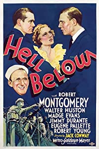 Best movie downloads free Hell Below by George Waggner [WQHD]