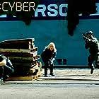 Patricia Arquette and James Van Der Beek in CSI: Cyber (2015)