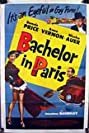 Bachelor in Paris (1952) Poster