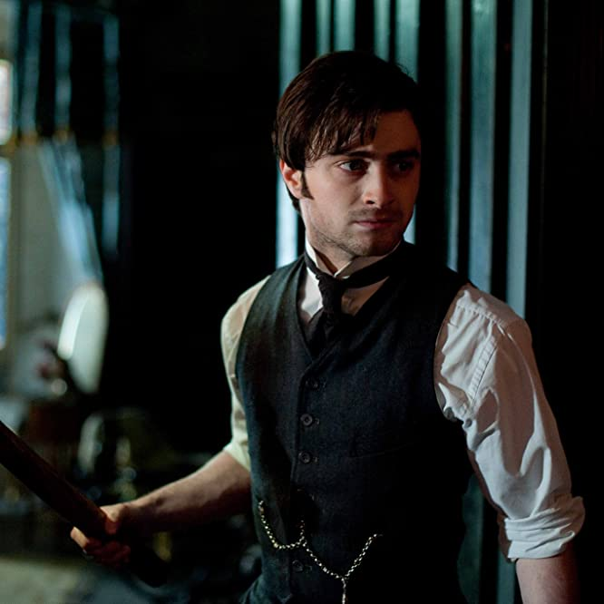 Daniel Radcliffe in The Woman in Black (2012)