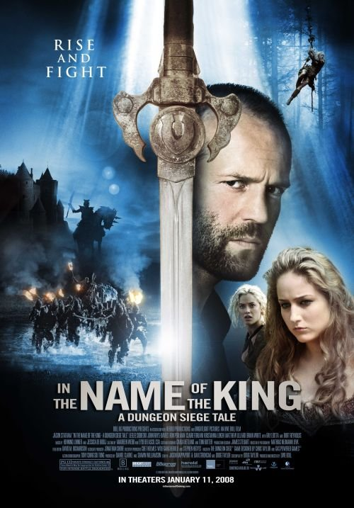 In the Name of the King: A Dungeon Siege Tale 2007 Hindi Dual Audio 720p BluRay 950MB Download