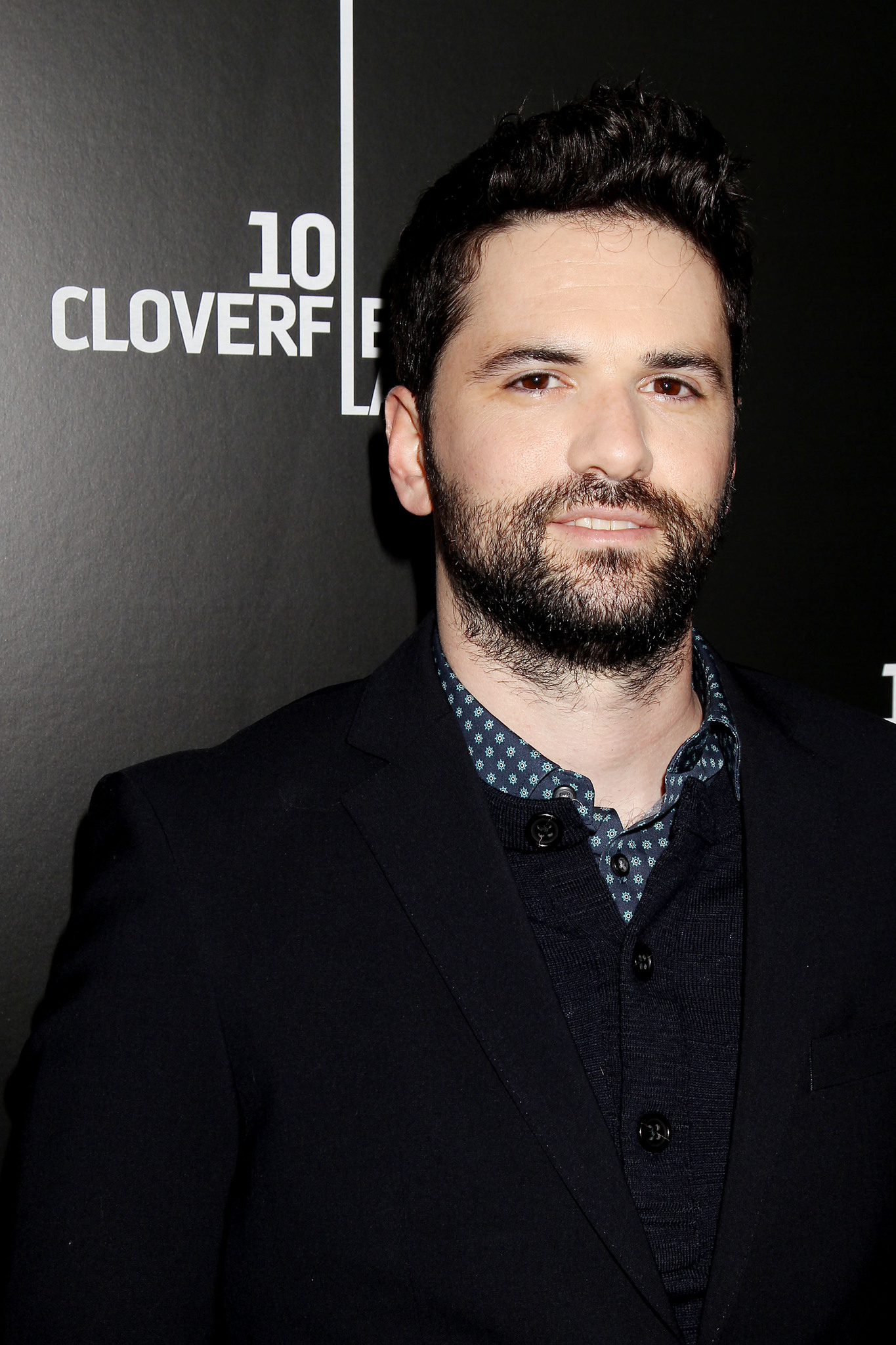 Dan Trachtenberg at an event for 10 Cloverfield Lane (2016)