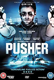 The Making of 'Pusher' Poster