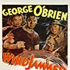 Brandon Evans, George O'Brien, and Constance Worth in Windjammer (1937)