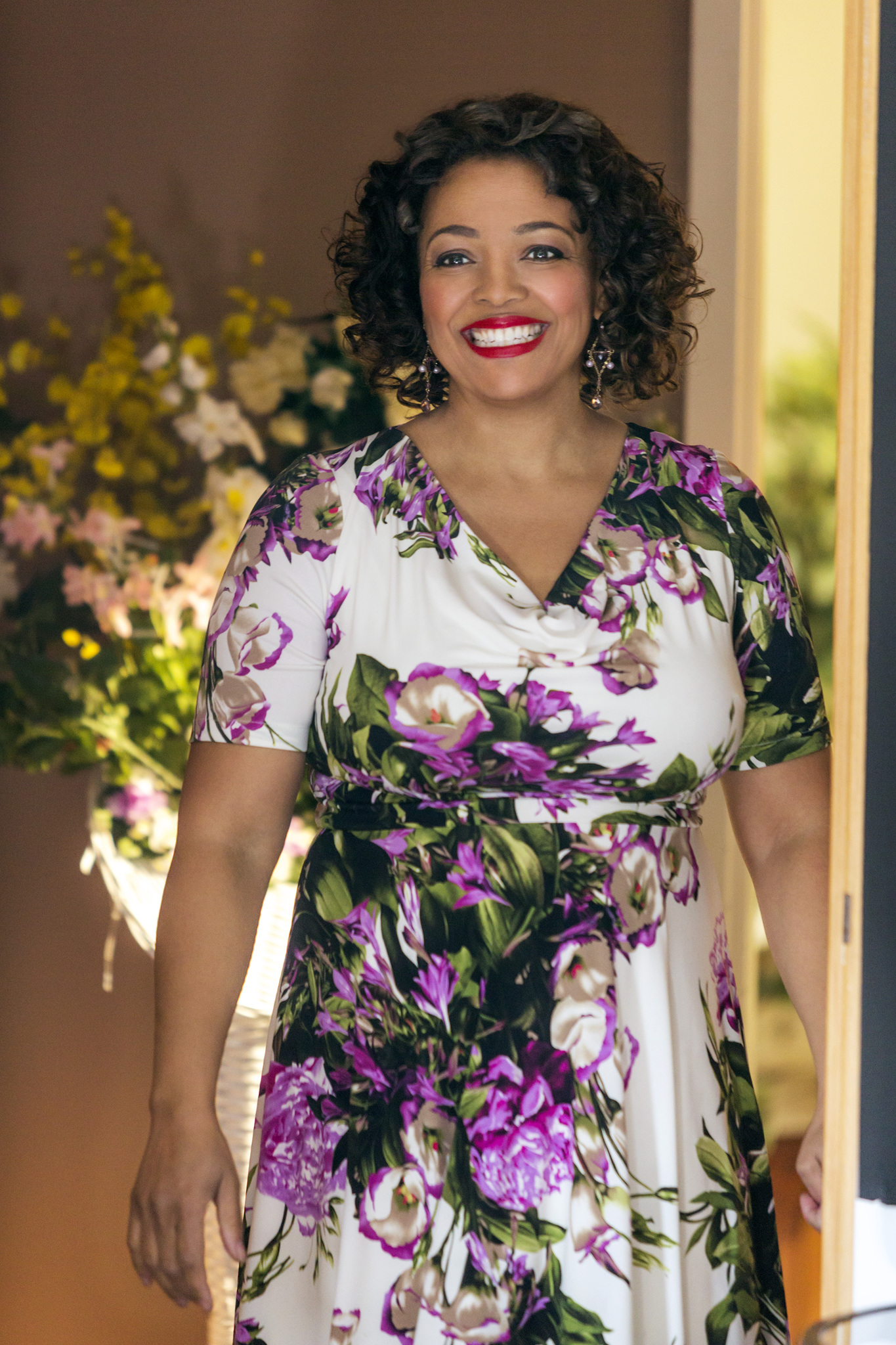 Kim Fields in For Better or for Worse (2014)