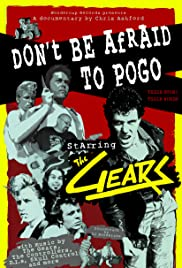 Don't Be Afraid to Pogo Poster