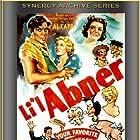Johnnie Morris, Martha O'Driscoll, Mona Ray, Billie Seward, and Jeff York in Li'l Abner (1940)