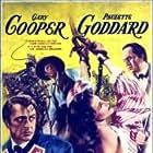 Gary Cooper, Paulette Goddard, Howard Da Silva, and Mike Mazurki in Unconquered (1947)