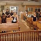 Dakota Johnson, Channing Tatum, Jonah Hill, and Rye Rye in 21 Jump Street (2012)