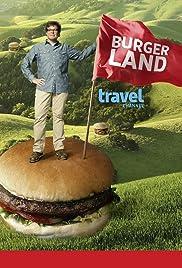 Burger Land Poster