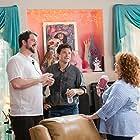 Jason Bateman, Melissa McCarthy, and Seth Gordon in Identity Thief (2013)