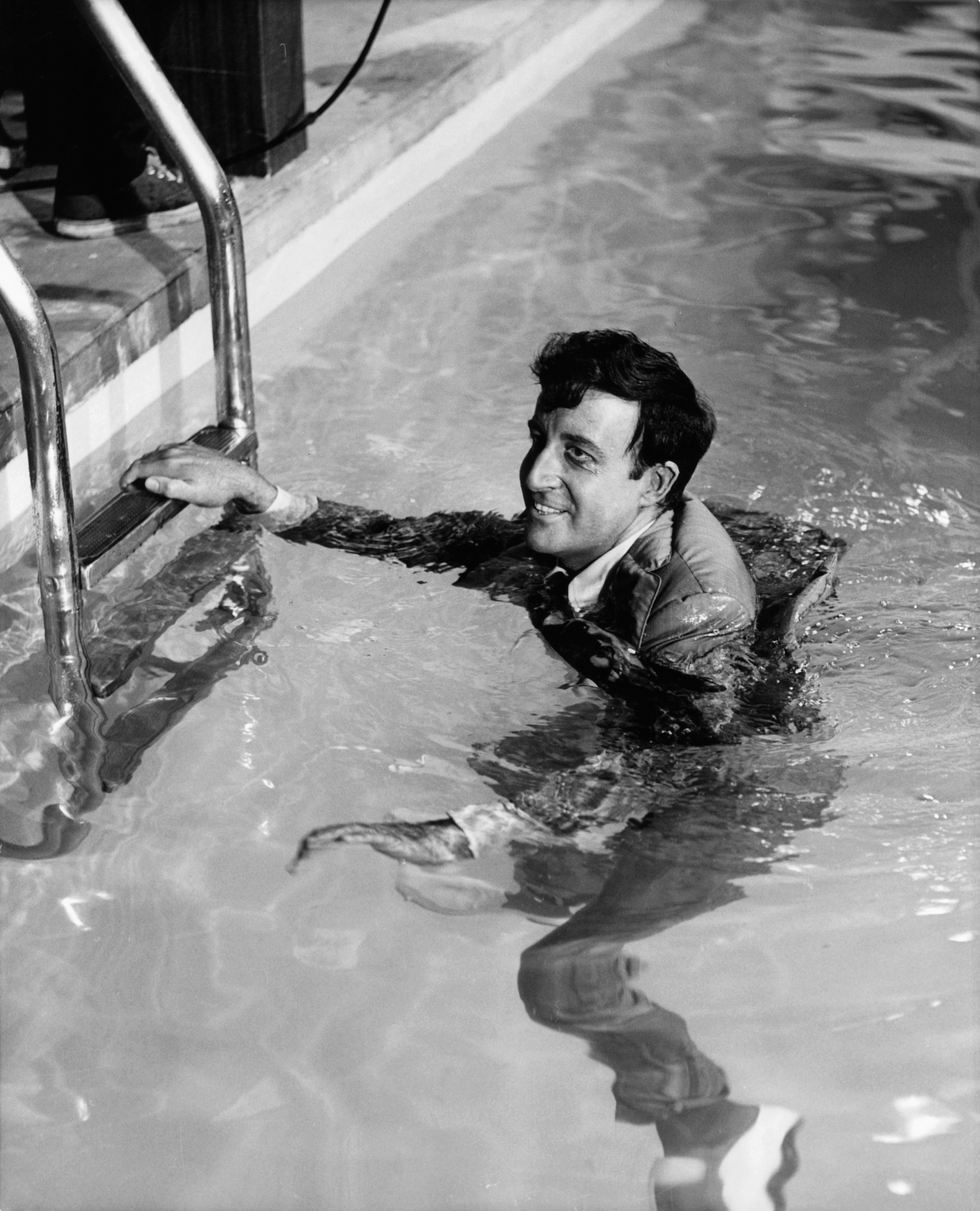 Peter Sellers in The Party (1968)